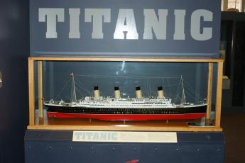 Titanic Museum in Halifax